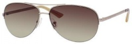 Kate Spade Valma/S Sunglasses Sunglasses - 0EQ6 Almond (Y6 Brown Gradient Lens)