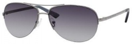 Kate Spade Valma/S Sunglasses Sunglasses - 06LB Ruthenium (Y7 Gray Gradient Lens)