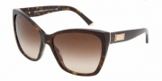 Dolce & Gabbana DG4111 Sunglasses Sunglasses - 501/8G Black / Gray Gradient