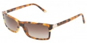 Dolce & Gabbana DG4122 Sunglasses Sunglasses - 623/13 Light Havana / Brown Gradient