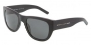 Dolce & Gabbana DG4127 Sunglasses Sunglasses - 501/87 Black / Gray