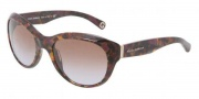 Dolce & Gabbana DG4128 Sunglasses Sunglasses - 195968 Violet / Brown Gradient Violet