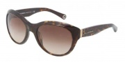 Dolce & Gabbana DG4128 Sunglasses Sunglasses - 502/13 Havana / Brown Gradient