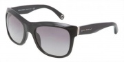 Dolce & Gabbana DG4129 Sunglasses Sunglasses - 501/8G Black / Gray Gradient