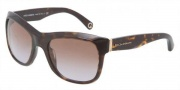 Dolce & Gabbana DG4129 Sunglasses Sunglasses - 502/13 Havana / Brown Gradient