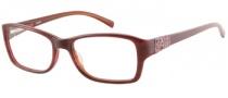 Guess GU 2274 Eyeglasses Eyeglasses - BU: Burgundy Horn