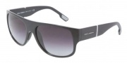 Dolce & Gabbana DG6061 Sunglasses Sunglasses - 501/8G Black / Gray Gradient