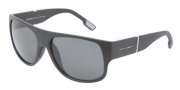 Dolce & Gabbana DG6061 Sunglasses Sunglasses - 193481 Matte Black / Polarized Gray