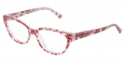 Dolce & Gabbana DG3116 Eyeglasses Eyeglasses - 1903 Red Lace