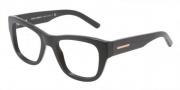 Dolce & Gabbana DG3124 Eyeglasses Eyeglasses - 501 Black