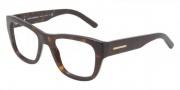 Dolce & Gabbana DG3124 Eyeglasses Eyeglasses - 502 Havana