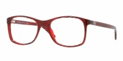 Versace VE3155 Eyeglasses Eyeglasses - 935 Waves Red
