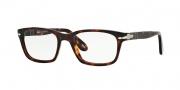 Persol PO3012V Eyeglasses Eyeglasses - 24 Havana