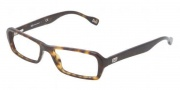 D&G DD1225 Eyeglasses Eyeglasses - 502 Havana