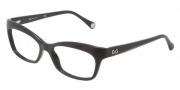 D&G DD1232 Eyeglasses Eyeglasses - 501 Black