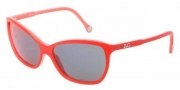 D&G DD3074 Sunglasses Sunglasses - 19426P Red on pink / Mirror Multilayer