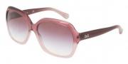 D&G DD3077 Sunglasses Sunglasses - 18578H Plum Gradient / Violet Gradient