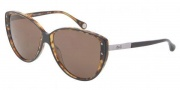 D&G DD3079 Sunglasses Sunglasses - 197973 Dark Gray on Havana / Brown