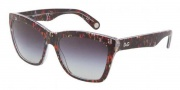 D&G DD3080 Sunglasses Sunglasses - 502/73 Havana / Brown
