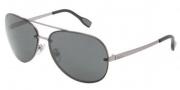 D&G DD6086 Sunglasses Sunglasses - 110887 Matte Gunmetal / Gray