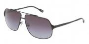 D&G DD6087 Sunglasses Sunglasses - 01/8G Black / Gray Gradient