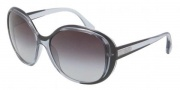 D&G DD8090 Sunglasses Sunglasses - 19848G Gray Black / Gray Gradient