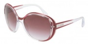 D&G DD8090 Sunglasses Sunglasses - 19898H Transparent Plum / Violet Gradient