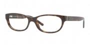 Burberry BE2106 Eyeglasses Eyeglasses - 3002 Dark Havana