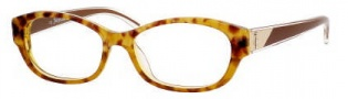 Juicy Couture Juicy 115 Eyeglasses Eyeglasses - 0JHL Marbled Tortoise