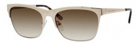 Juicy Couture Juicy 515/S Sunglasses Sunglasses - 0J5G Gold (Y6 Brown Gradient Lens)