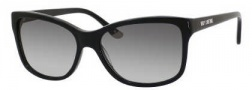 Juicy Couture Juicy 519/S Sunglasses Sunglasses - 0807 Black (Y7 Gray Gradient Lens)