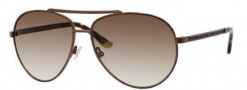Juicy Couture Juicy 529/S Sunglasses Sunglasses - 0P40 Brown (Y6 Brown Gradient Lens)