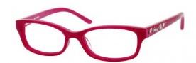 Juicy Couture Juicy 902 Eyeglasses Eyeglasses - 0RW5 Raspberry / Pink