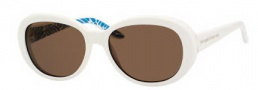 Kate Spade Tali/P/S Sunglasses Sunglasses - X13P Ivory / Adriatfinger (VW Brown Polarized Lens)