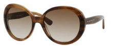 Kate Spade Nerissa/S Sunglasses Sunglasses - 0EUU Toffee (Y6 Brown Gradient Lens)