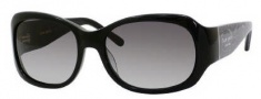 Kate Spade Ola 2/S Sunglasses Sunglasses - 0807 Black (Y7 Gray Gradient Lens)