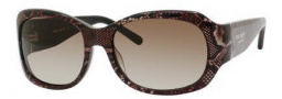 Kate Spade Ola 2/S Sunglasses Sunglasses - 0DZ8 Brown Snake (Y6 Brown Gradient Lens)