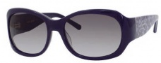 Kate Spade Ola 2/S Sunglasses Sunglasses - 0DU1 Deep Purple (Y7 Gray Gradient Lens)