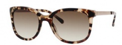 Kate Spade Gayla/S Sunglasses Sunglasses - 0ESP Camel Tortoise (Y6 Brown Gradient Lens)