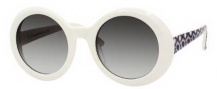 Kate Spade Graceann/S Sunglasses Sunglasses - 0RC6 Ivory (Y7 Gray Gradient Lens)