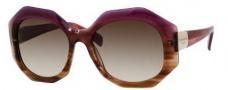 Kate Spade Jeanne/S Sunglasses Sunglasses - 0YQK Violet Brown (Y6 Brown Gradient Lens)