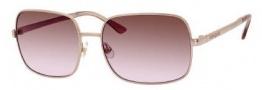 Kate Spade Liza/S-B Sunglasses Sunglasses - 0AU2 Rose Gold (RN Brown Pink Lens)
