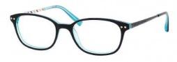 Kate Spade Manuela Eyeglasses Eyeglasses - 0DH4 Black Turquoise