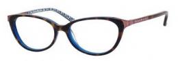 Kate Spade Maura Eyeglasses Eyeglasses - 0X17 Tortoise Cobalt