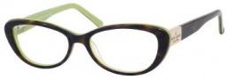 Kate Spade Stephie Eyeglasses Eyeglasses - 0DV2 Tortoise Kiwi