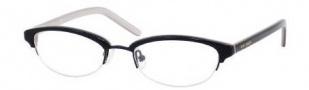 Kate Spade Roberta Eyeglasses  Eyeglasses - 0JBM Black Champagne
