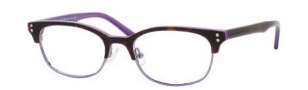 Kate Spade Ivonne Eyeglasses Eyeglasses - 0DV8 Tortoise Purple