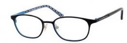 Kate Spade Kyla Eyeglasses Eyeglasses - 0X26 Black Blue Spad