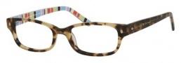 Kate Spade Lucyann Eyeglasses Eyeglasses - 0W40 Camel Tortoise Ripe