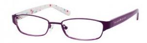 Kate Spade Ashland Eyeglasses Eyeglasses - 0UU6 Dark Plum Fade